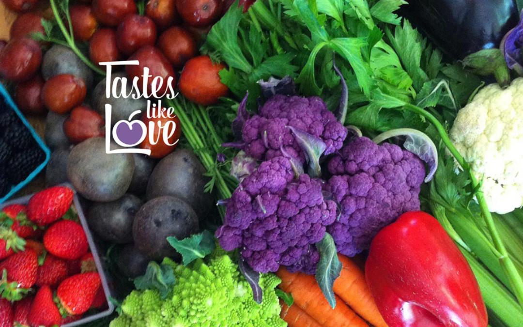 Welcome to Tastes Like Love!